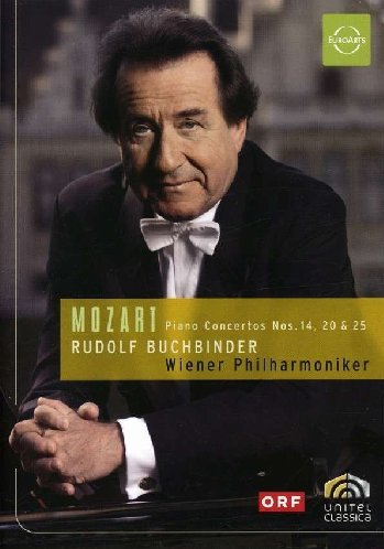 Mozart, Wolfgang Amadeus - Klavierkonzerte Nr. 14, 20, 25