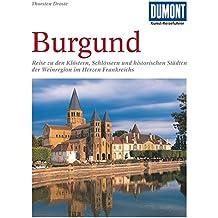 DuMont Kunst Reiseführer Burgund