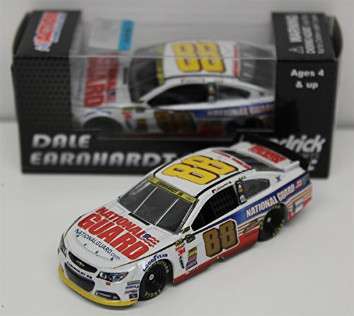 Dale Jr Guard (Dale Earnhardt Jr 2014 Chase National Guard 1:64 Nascar Diecast by Action Racing)