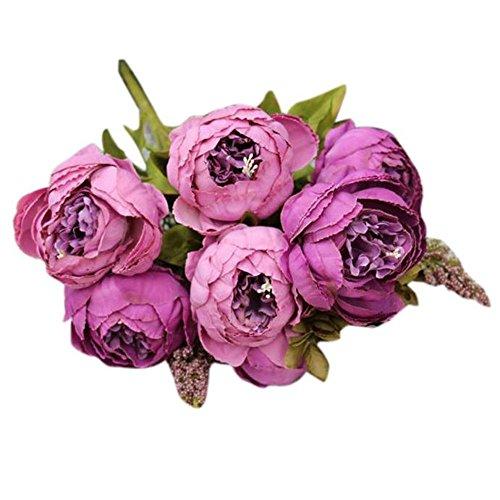 smartlady-flores-artificiales-exterior-1-ramo-8-cabezas-de-flores-de-seda-purpura