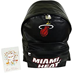 NBA Miami Heat Mochilla Bolso Escolar