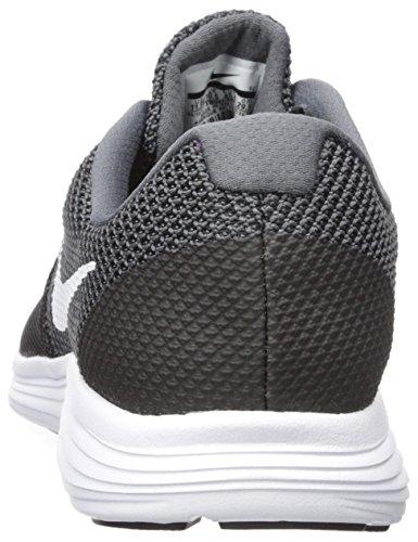 Nike Revolution 3, Chaussures De Course À Pied Pour Homme Gris (001 Gris)