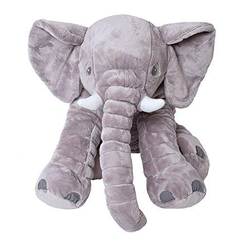 Elefant Kuscheltier Einschlafen Baby - Kissen, Kleinkind, Plüschelefant Plüsch - Stoff, Plüschelefant, Plüsch, Kuscheltier, Kleinkind, kissen, Elefant, Einschlafen, baby einschlafhilfen, Baby