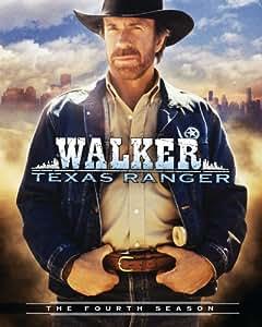 Walker Texas Ranger: Complete Fourth Season [DVD] [Region 1] [US Import] [NTSC]