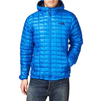 """The North Face Men's ThermoBallâ""""¢ Hoody Jacket, Blue, XL"""