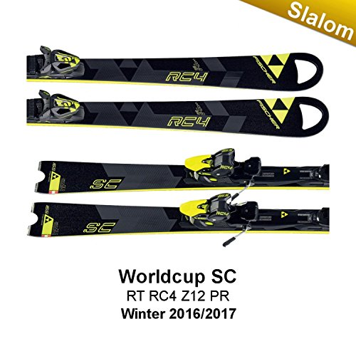 Fischer RC4 Worldcup SC + RC4 Z12 Powerrail 16/17