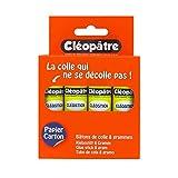 Cléopâtre - BA8x12 - Cléo'stick - Boîte de 12 Bâtons de colle 8 g