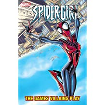 Spider-Girl Vol. 12: The Game Villains Play (Spider-Girl (1998-2006))