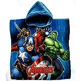 Peignoir poncho Marvel Avenger bain piscine mer en coton * 01907