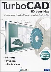 TurboCAD Mac 3D
