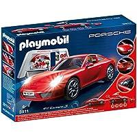 Playmobil Carrera S Coche Vehículos Porsche 911, Color, Miscelanea (3911)