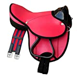 Amesbichler Pony Shetty di Little Billy, Set Completo, per legno, colore: rosa di set per cavalli pony o Shetty di legno
