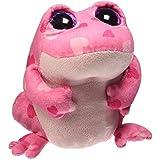 TY 36101 - Smitten - Valentins-Glubschi Frosch, 15 cm, pink