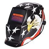 Solare Maschera Sicurezza protezione Caschi da saldatore Auto Scurimento Attrezzatura per saldare
