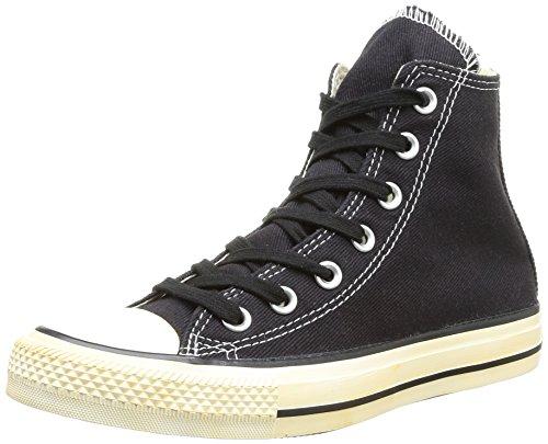 Sneaker Ct Converse High Unisex Zp erwachsene Vint noir Schwarz top Twil R8rwq8png