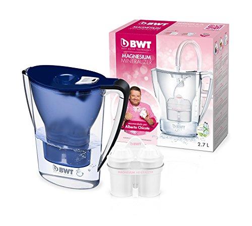 BWT Penguin Electronica - Jarra de agua filtrante con magnesio + filtro,...