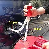 Flüssiggas Transfer Handöl Wasserpumpe Handpumpe Tragbar Auto Siphon Schlauch für Auto