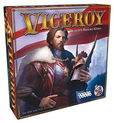 Asmodee HE783 Viceroy, Spiel