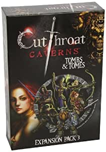 Smirk & Dagger - 332111 - Cutthroat Caverns - Extension Nâ°1 - Tombs & Tomes