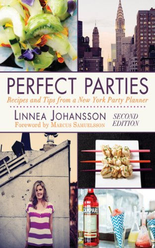 ipes and Tips from a New York Party Planner (Bridal Shower Snacks)