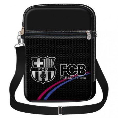 Karactermania FC Barcelona Silver Bolso Bandolera
