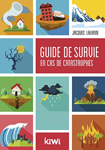 Guide de survie en cas de catastrophes Pdf - ePub - Audiolivre Telecharger