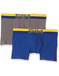 Dim Soft Touch Pop X2, Boxer Homme, (lot de 2)