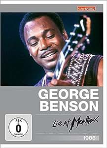 George Benson - Live at Montreux 1986 (Kulturspiegel Edition)