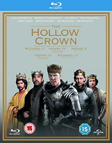 The Hollow Crown - Series 1+2 [Blu-ray]
