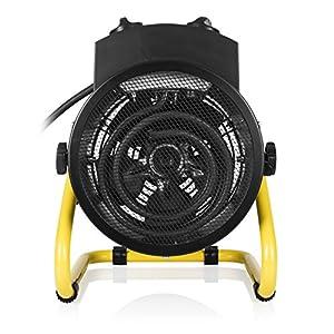 Tristar KA-5061 – Calefactor eléctrico, cerámico, 3 modos