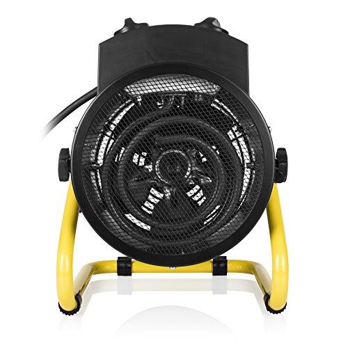 Tristar KA-5061 Elektroheizung (Ventilator) -3 Einstellbare Leistungsstufen-3000 Watt