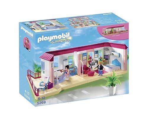 Grande Maison Playmobil - Playmobil - 5269 - Jeu de Construction