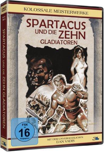 Bild von Spartacus und die 10 Gladiatoren