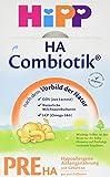 Hipp Pre HA Combiotik, Hypoallergene Anfangsmilch - von Geburt an, 500g