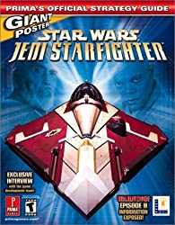 Star Wars Jedi Starfighter: Prima's Official Strategy Guide by Temp Authors Prima (2002-03-06)