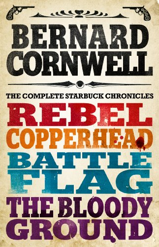the-starbuck-chronicles-the-complete-4-book-collection