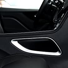 f-pace F ritmo 2016 2017 ABS cromado cambio interior caja cubierta lateral marco borde