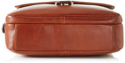 Picard Buddy borsa a tracolla pelle 23 cm marrone (Cognac)