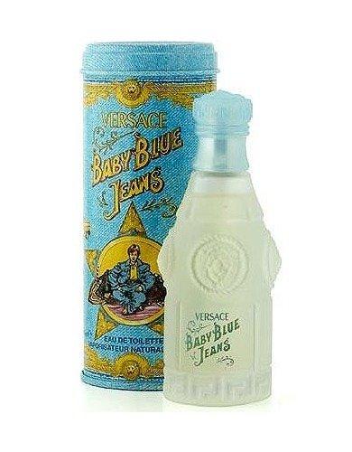 Versace - BABY BLUE JEANS eau de toilette spray 50 - Versace Jeans Baby