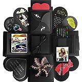 Album di scrapbooking scatola regalo creativo esplosione, album fotografici fai da te fatti a mano...