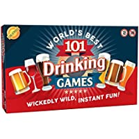 Best Price Square 101 DRINKING GAMES 5232 By