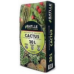 Tierra especial para cactus 20L