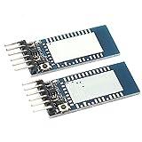 2x 6 Pin Arduino Bluetooth Basis Base Board Modul DC 3.6-6V f. HC05/HC06/HC07/BC04