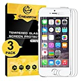 Best Iphone 5c Screen Protectors - [3 Pack] iPhone SE / 5S / 5C Review