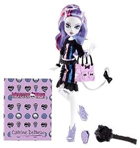 Monster High Scare-Mester Catrine Doll