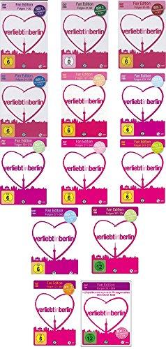 Verliebt in Berlin - Box 1-13 / Folgen 1-364 + 2 Spielfime - Fan Edition im Set - Deutsche Originalware [38 DVDs]