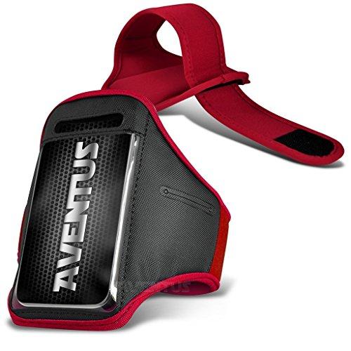 aventus-huawei-p10-plus-case-red-fully-adjustable-lightweight-armband-holder-case-cover-running-walk
