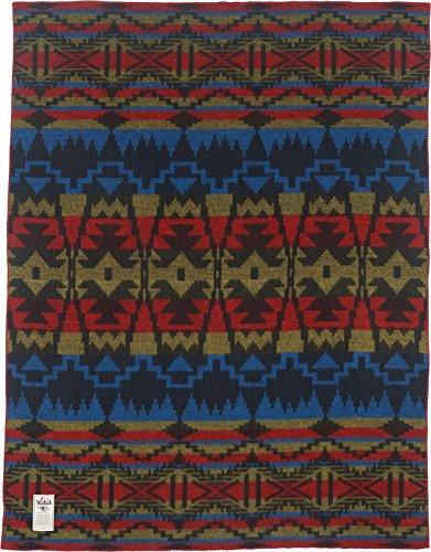 Woolrich, Inc. Horizon View Dobby Decke, Aztec, 56x 70 Woolrich Throw