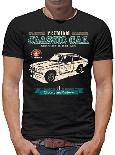 TLM Kadett C Coupe T-Shirt Herren XL (Die Für Katze Kostüm Hummer)