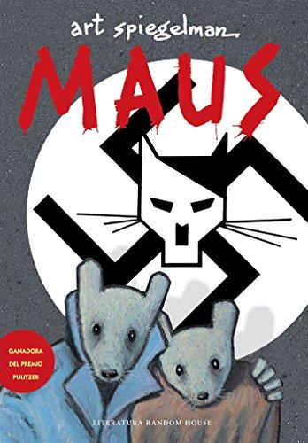 Maus I Y II / Maus I & II por Art Spiegelman